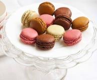 Macarons Zdjęcia Royalty Free
