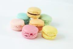 Macarons Στοκ εικόνα με δικαίωμα ελεύθερης χρήσης