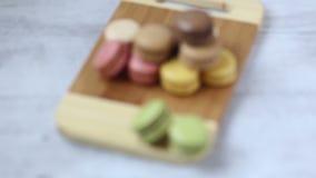 Macarons 影视素材