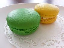 Macarons Foto de Stock Royalty Free