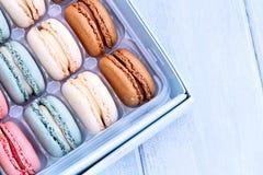 Macarons Fotografia Stock