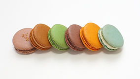 Macarons Στοκ φωτογραφίες με δικαίωμα ελεύθερης χρήσης