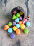 Macarons Imagens de Stock Royalty Free