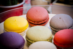 Macarons Royaltyfria Bilder