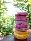 Macarons Fotos de archivo