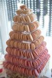 Macarons Fotografía de archivo