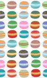 Macarons, amour doux Photos libres de droits