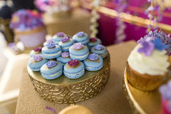 Macarons cakes Royalty Free Stock Images
