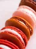 Macarons, close-up Stock Photo