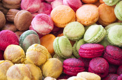 Macarons french dessert Stock Photography