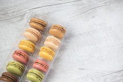 Macarons Royalty Free Stock Photography