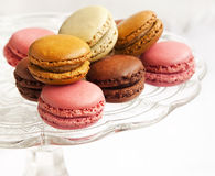 Macarons Cookies Royalty Free Stock Photo