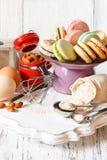 Macarons. Royalty Free Stock Photos
