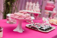 Macarons Dessert Royalty Free Stock Image
