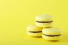 Macarons Royalty Free Stock Photo