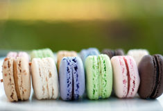 Macarons I Photographie stock