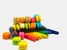 Macarons Stock Images