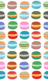 Macarons, sweet love Royalty Free Stock Photos
