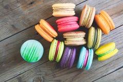 Macarons Stock Photos