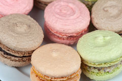 Macarons Stock Photography