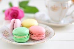Macarons Royalty Free Stock Image