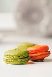 Macaroon цвета Стоковое Изображение