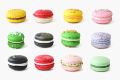 Macaroon. Plenty of colorful and sweet confectionery Macaroon Royalty Free Stock Photo