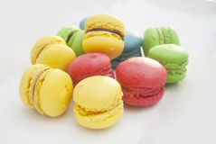 Macaroon Obrazy Royalty Free