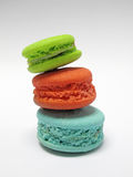 Macaroon, dessert for tea time. Royalty Free Stock Image