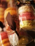 Macaroon, french dessert Stock Photography