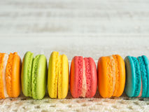 macaroon Stock Photography