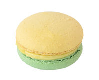 Macaroon , Macaron isolated on white. Macaron , Macaroon isolated on white stock photos