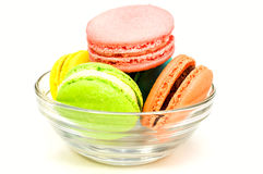Macaroon set Royalty Free Stock Photography