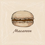 Macaroon 13 Stock Photo