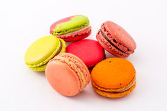 Macaroon sweet Royalty Free Stock Photography