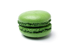 Macaroon. On a white background Royalty Free Stock Photography