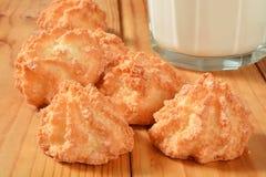 Macaroons кокоса Стоковое фото RF