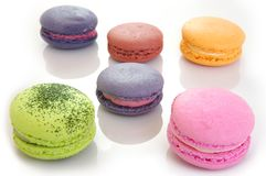 Macaroons Royalty Free Stock Image