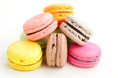 Macaroons Fotos de Stock Royalty Free