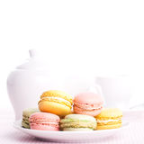Macaroons Stock Photos