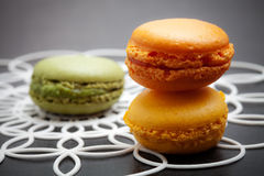 Macaroons Royalty Free Stock Photo