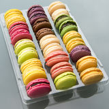 Macarons stock photography