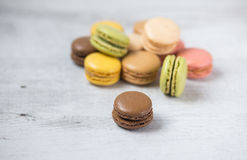 Macaroons Stock Images