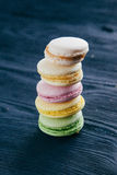 Macaroons Stock Photography