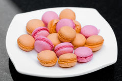Macaroons Royalty Free Stock Photos