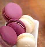 Macaroons - macarons Royalty Free Stock Images