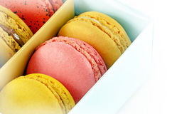 Macaroons. Stock Photos