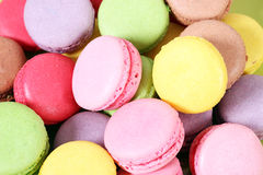 Macaroons sweet cake Stock Photo