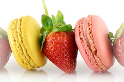 Macaroons. Royalty Free Stock Photo