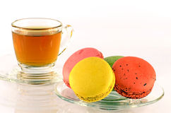 Macaroons. Stock Images